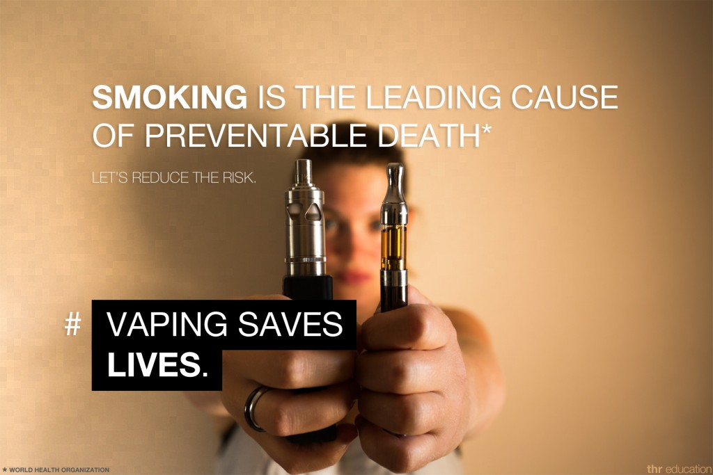 Smoking is the leading cause of preventable death. Let's reduce the risk.